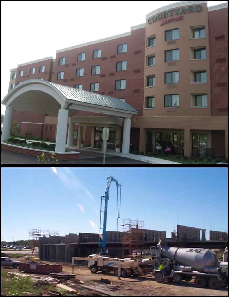 Hotels and dorms - Hilton garden inn west chester ohio ...