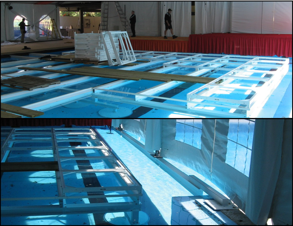 Re: Plexiglass Pool Cover