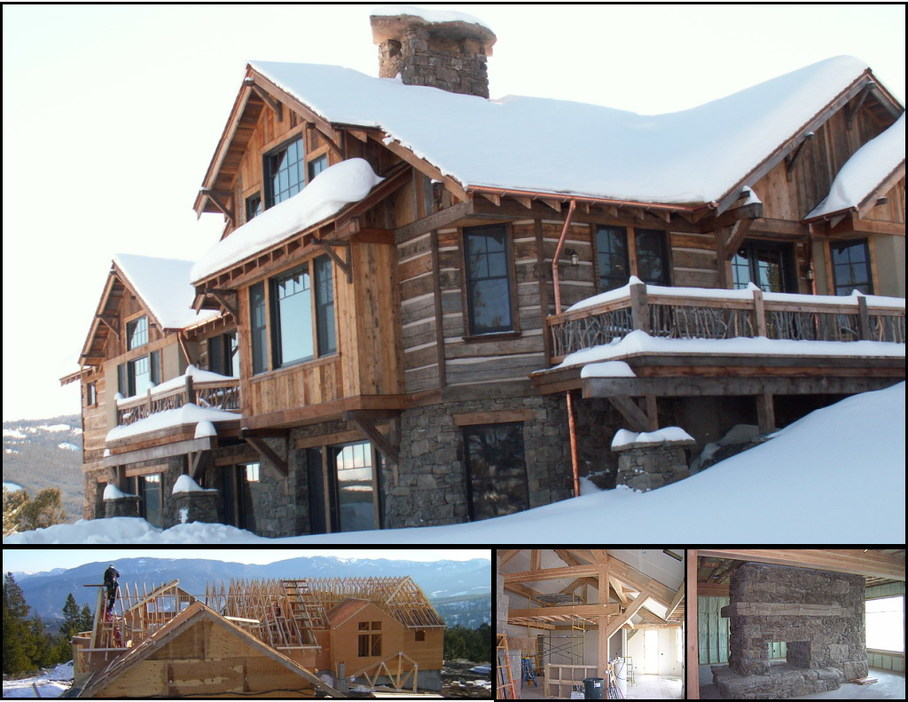 Big Sky Montana residence Picture